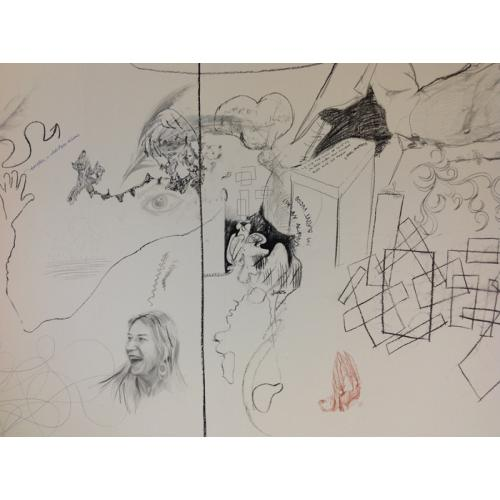 Visitors Drawings 3